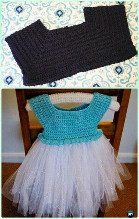 pattern tutu dress diy crochet tutu dress bodice free patterns free pattern