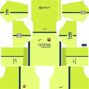 barcelona kits 2014/2015 dream league soccer barcelona