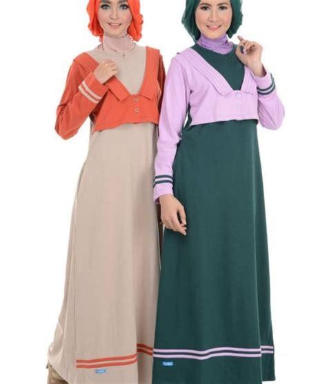 Dress Kaos Wanita Terbaru Berkualitas jual beli jual baju muslim wanita terbaru gamis kaos