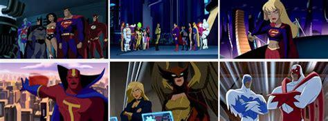 film animasi justice league terbaik justice league unlimited tempat download film movie