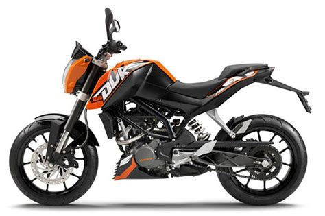 Ktm The Duke Ktm Duke 200 Will Be The Next To Receive Updates