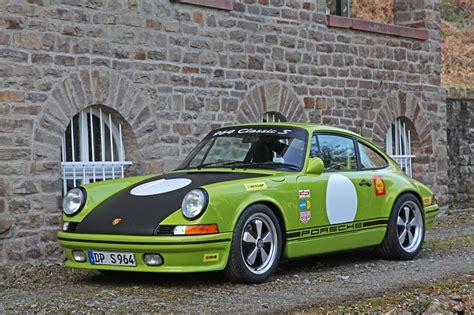 Porsche 964 Project by Dp Motorsport Porsche 964 Restomod Project