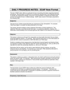 Birp Notes Sle World Of Exles Birp Note Template