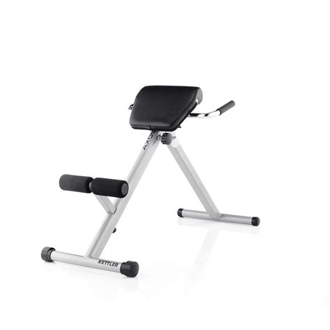 kettler weight bench kettler training bench axos back trainer buy with 18