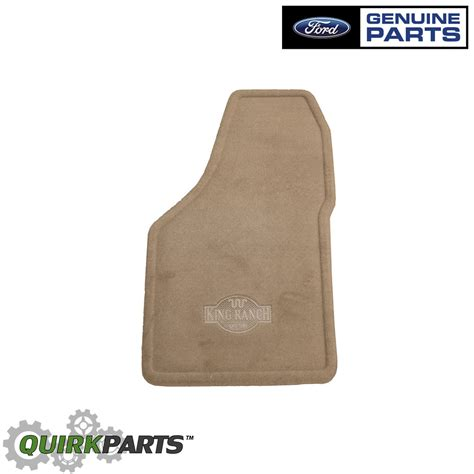 King Ranch Floor Mats by 2005 2007 Ford F250 F350 Duty King Ranch Carpet