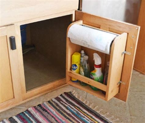 cabinet door paper towel holder how to make kitchen cabinet door organizer paper towel