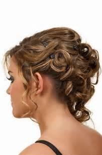 frisuren lange haare kupfer festliche frisur anleitung