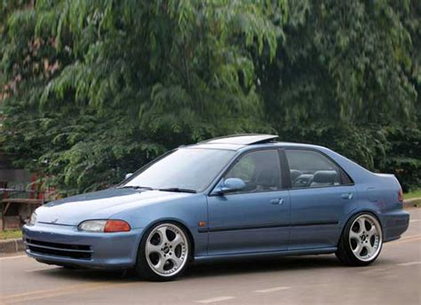 Honda Civic Genio Modif by 15 Konsep Modifikasi Honda Civic Genio Terbaru Otodrift