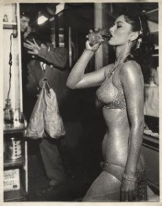 """weegee shoots """"newark with palm trees""""    los angeles"""