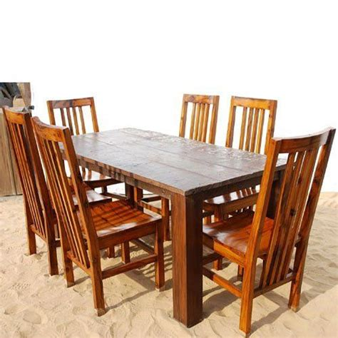 solid wood lincoln 7pc dining room table chair set 34 best farm dining room tables images on pinterest