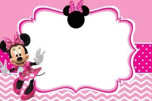 free printable minnie mouse invitations reglementdifferend