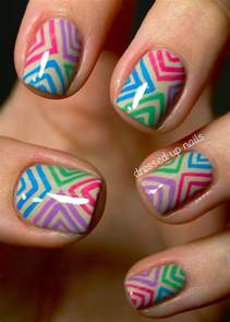 color nail designs bright nails color nail design nails