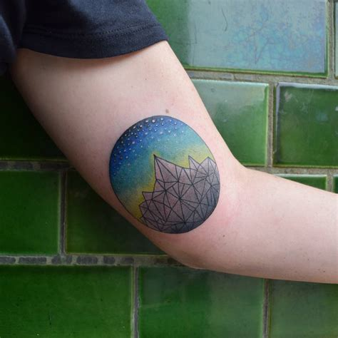 mountain tattoos 80 best mountain designs meanings for all ages