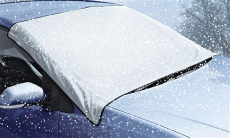 magnetic window covers heavy duty magnetic windshield cover groupon