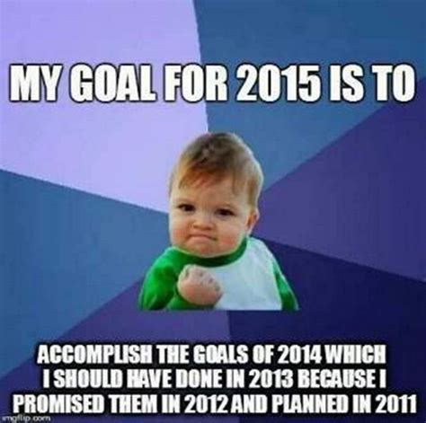 New Years Resolution Meme - new year s resolutions 2015 best funny inspirational