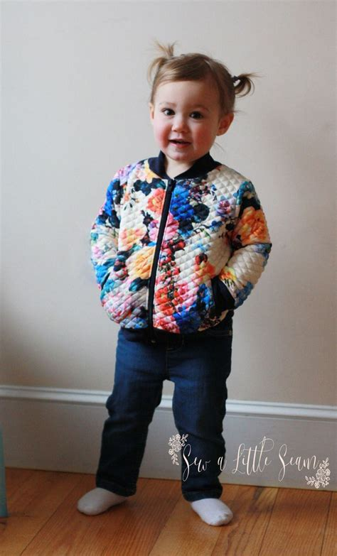 pattern recognition bomber jacket floral bomber jacket tutorial and free pattern