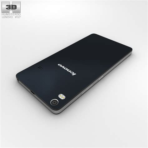 Lenovo Warrior Golden S8 Lenovo Golden Warrior S8 Black 3d Model Hum3d