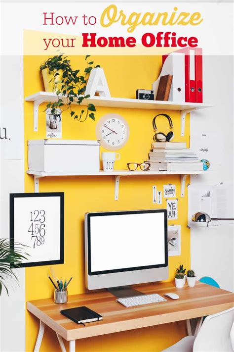 how to organize your home office how to organize your home office simply stacie