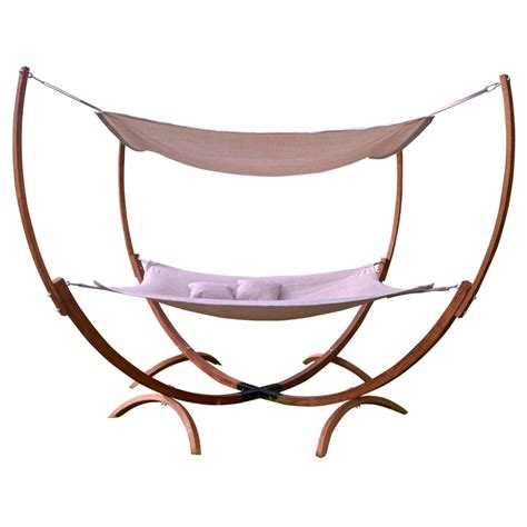 leisure season hammock with stand reviews wayfair