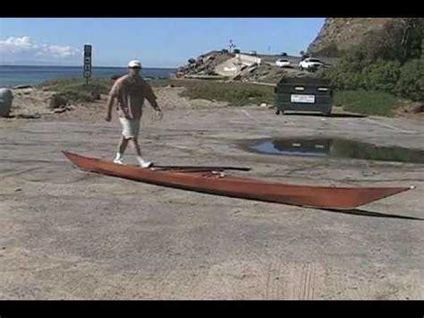 Gfk Kajak Lackieren by Skin On Frame Kayak Durability