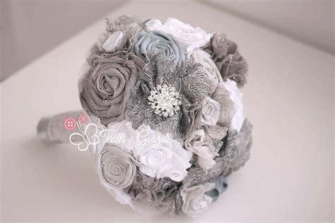fiori in tessuto per abbigliamento bouquet sposa di stoffa e tessuto ecco i modelli pi 249