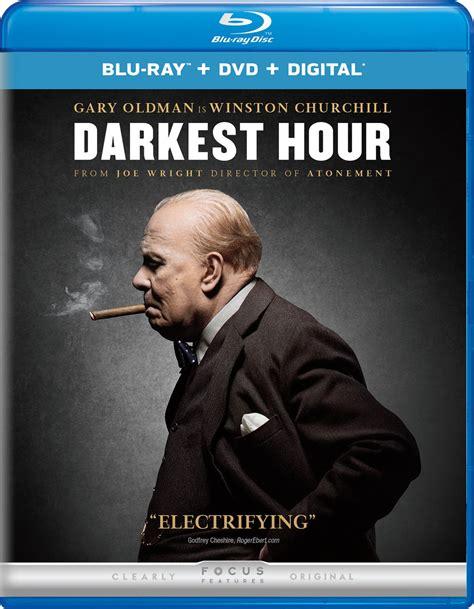 darkest hour blu ray release date darkest hour dvd release date february 27 2018