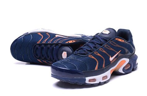 Nike Air Max One Mens Blue Navy free shipping nike air max tn ultra plus navy blue orange