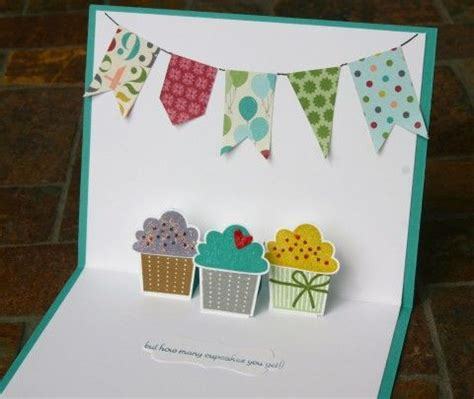 Cupcake Pop Up Card Template by 1000 Ideas About Pop Up Cards On Pop Up Cards