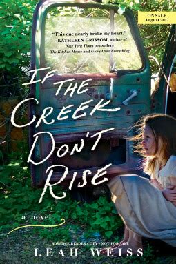 the weiss book review reviews and appreciations if the creek don t rise by weiss book review