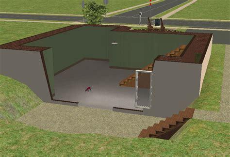 mod the sims 1 bdrm cape with walkout basement large