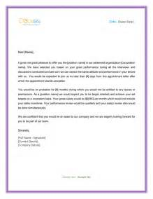 Appointment Letter To Employee Letter Of Employment Appointment