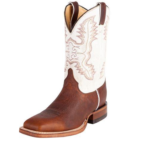 shop s justin white crackle cowboy boots