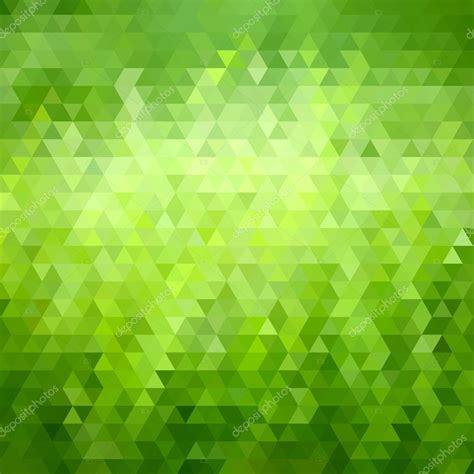 geometric pattern green green background geometric pattern stock vector 58775209