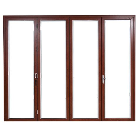 price of patio doors aluminum looking folding patio doors prices buy accordion