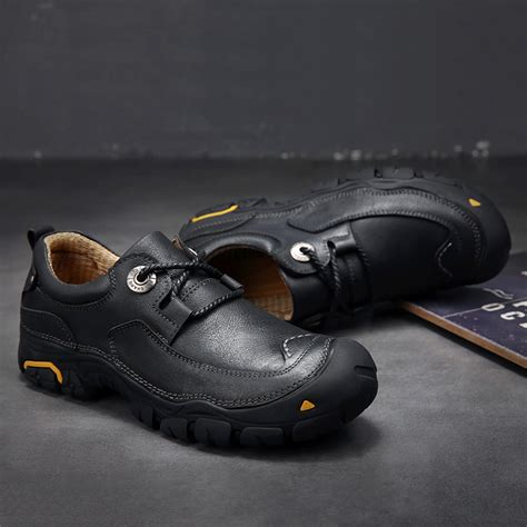 Black Master Leather Size 39 45 black 45 outdoor shoes s leisure shoes leather shoes wide s shoes nastydress