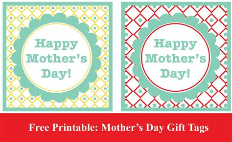 free printable gift tags mothers day the gilded pear free printable mother s day