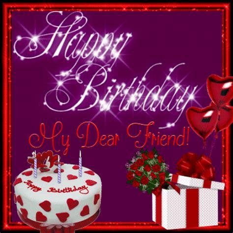 Happy birthday my dear friend free happy birthday ecards 123