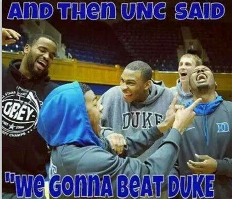 Duke Memes - 165 best duke gt unc images on pinterest duke basketball