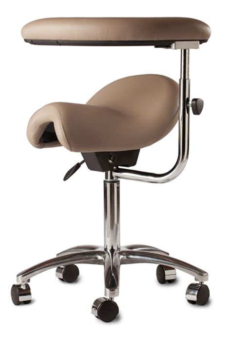 Bambach Stool by Hager Bambach Saddle Stool For Dental Practitioners
