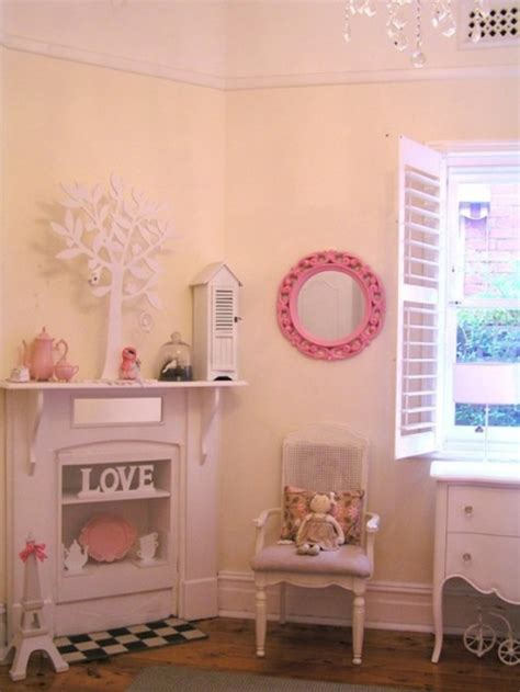 Girl S Shabby Chic Bedroom Design Inspiration Kidsomania