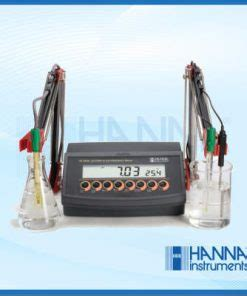 Nama Alat Ukur Ph Air alat ukur ph air instrument hi9126 hannainst