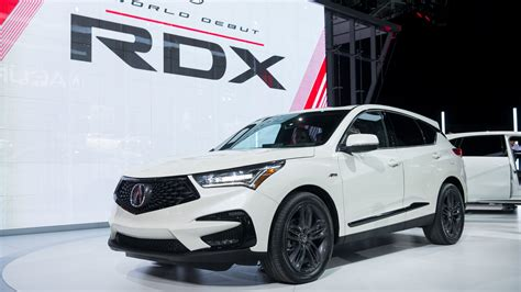 2019 Acura Rdx Preview by 2019 Acura Rdx Preview