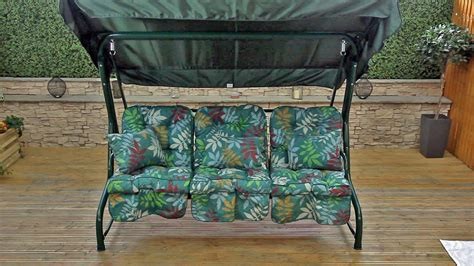 swing roma roma 3 seater swing seat assembly