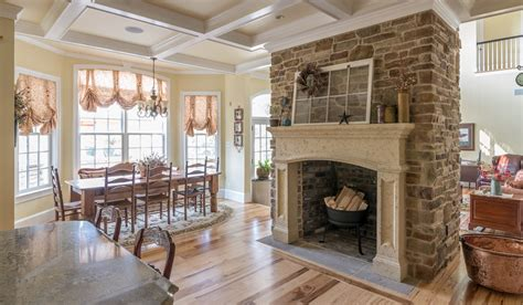 fireplace stones home renovations in hours vs days with faux stone