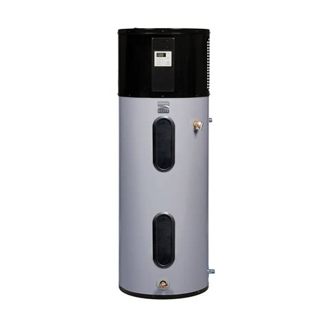 80 gallon electric water heater kenmore elite 59280 80 gallon hybrid electric water heater
