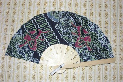 Souvenir Kipas Batik Panjang 19 Cm kipas undangan souvenir kipas undangan kipas kipas