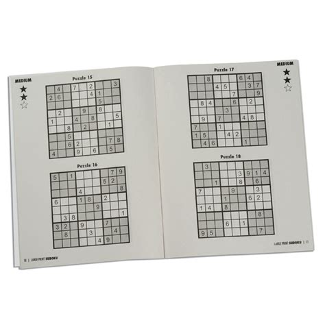 stuffer sudoku 150 large print sudoku puzzles books office awards books large print sudoku puzzle book
