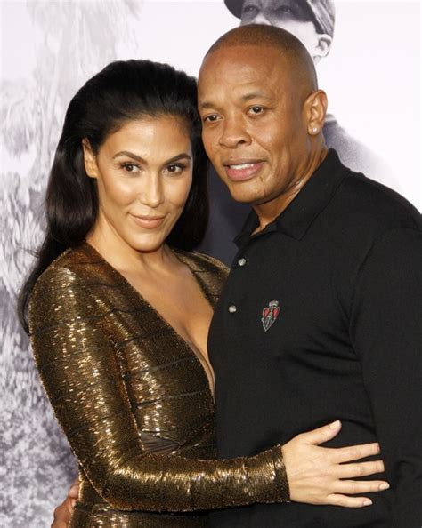 rap producer dr dre s wife nicole black and famous nicole threatt dr dre s wife dating net worth bio