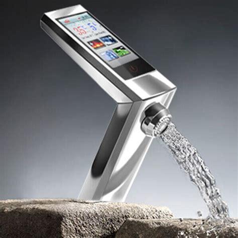 Kohler Touch Kitchen Faucet aliexpress com buy touch basin faucet digital thermostat