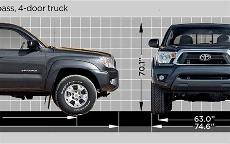 tacoma bed dimensions tacoma bed dimensions autos post